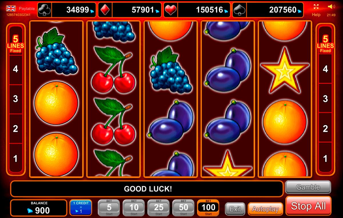 5 dazzling hot egt automat online