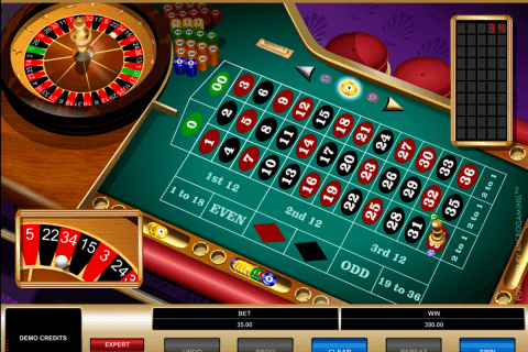 american roulette microgaming ruletka online
