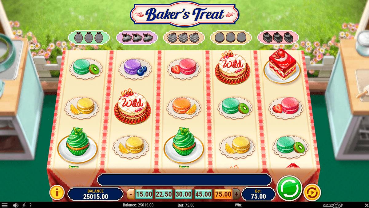 bakers treat playn go automat online