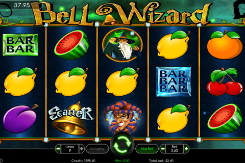 bell wizard wazdan automat online