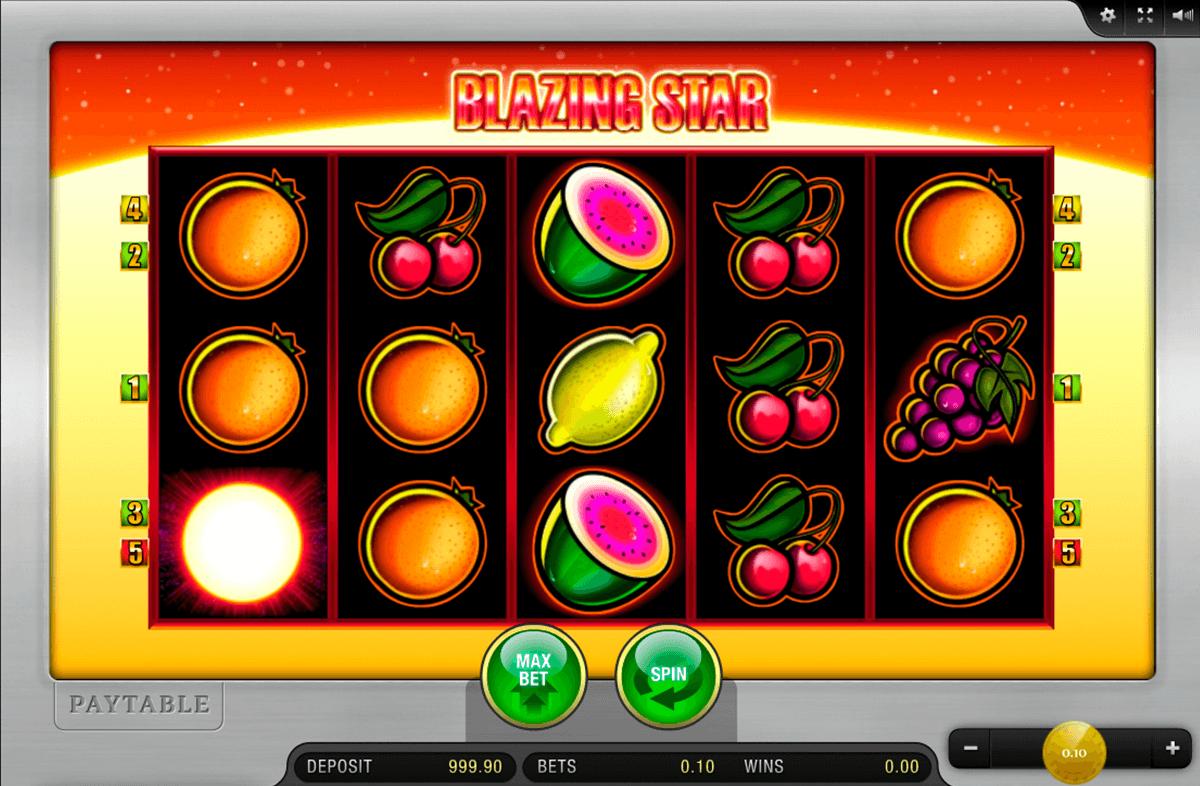 blazing star merkur automat online