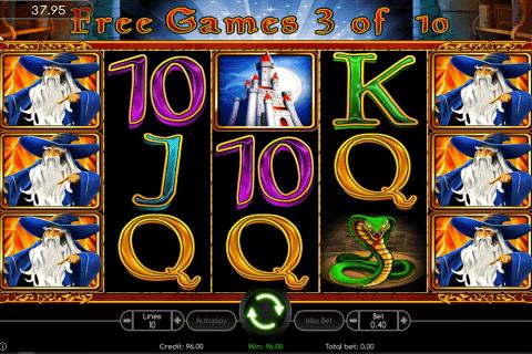 book of magic wazdan automat online