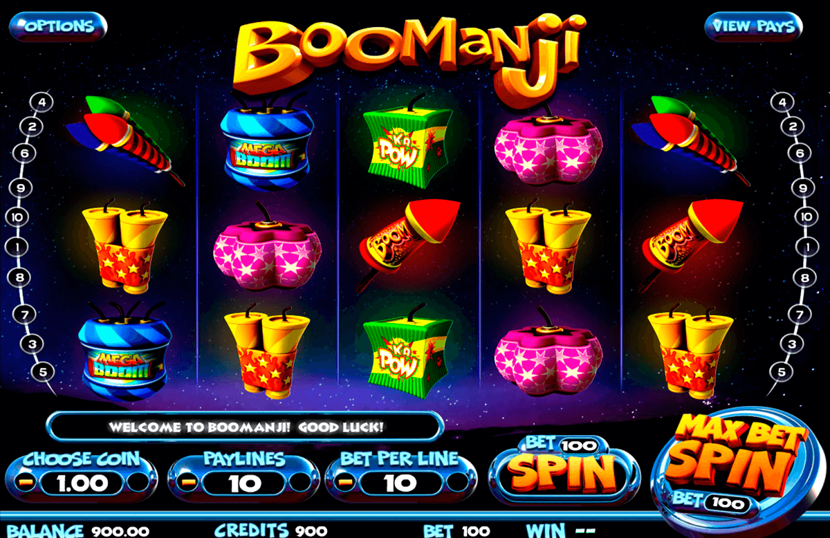 boomanji betsoft automat online