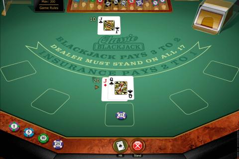 classic blackjack gold microgaming blackjack online