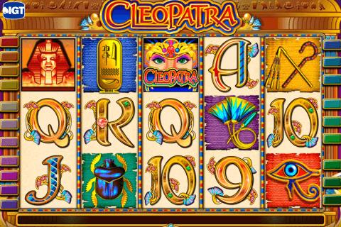 cleopatra igt automat online