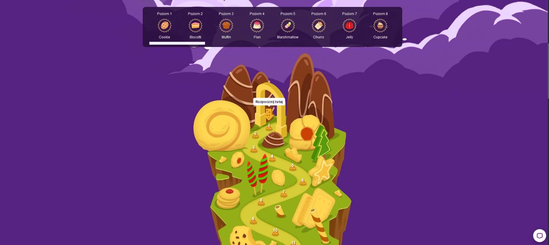 cookie casino program vip screenshot