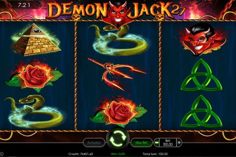 demon jack  wazdan automat online