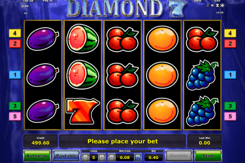 diamond  novomatic automat online