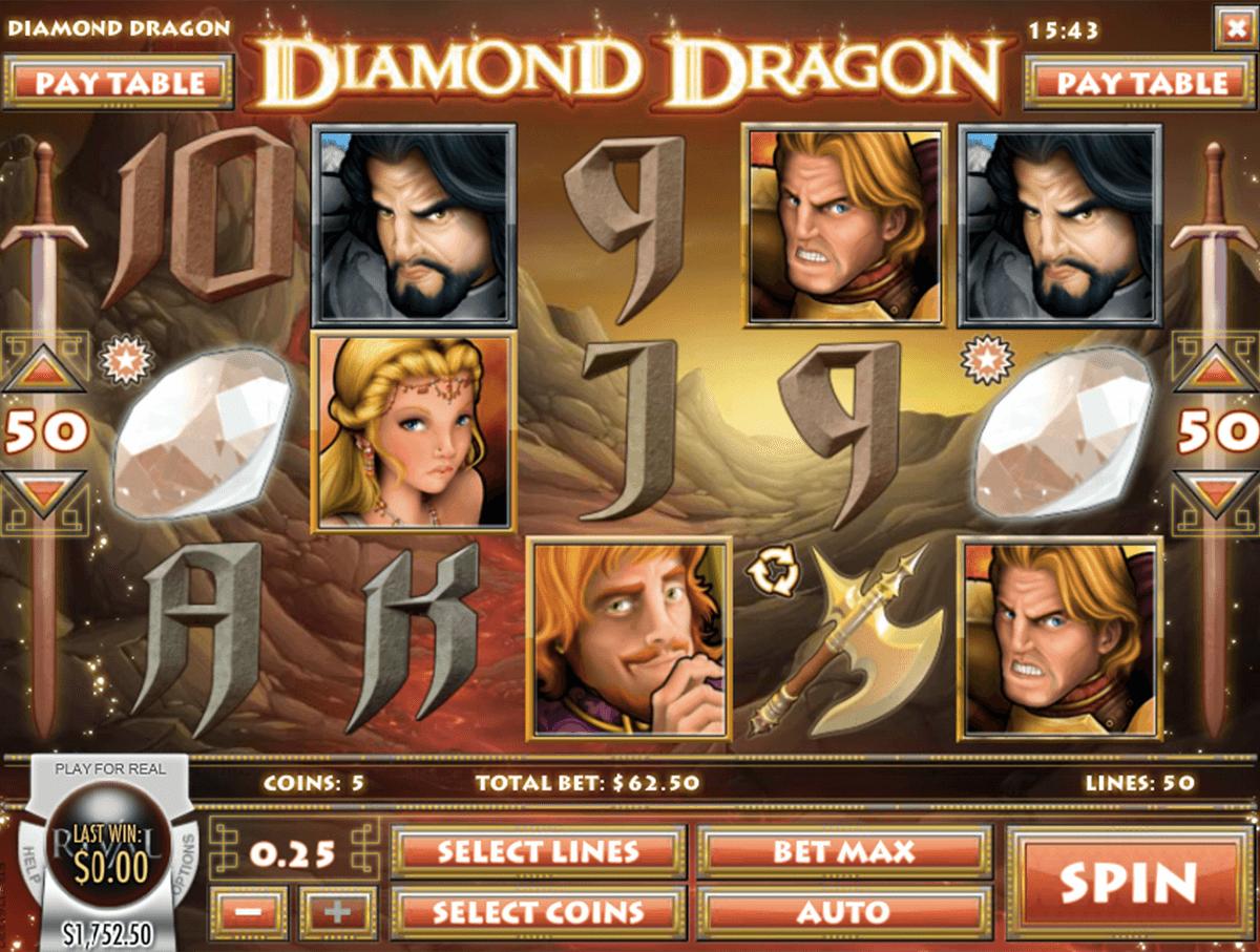 diamond dragon rival automat online