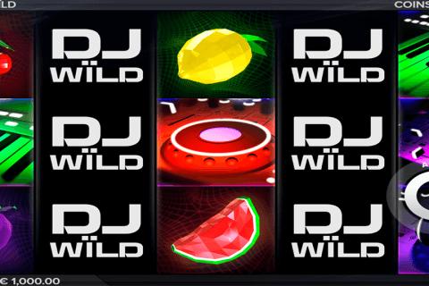 dj wild elk automat online