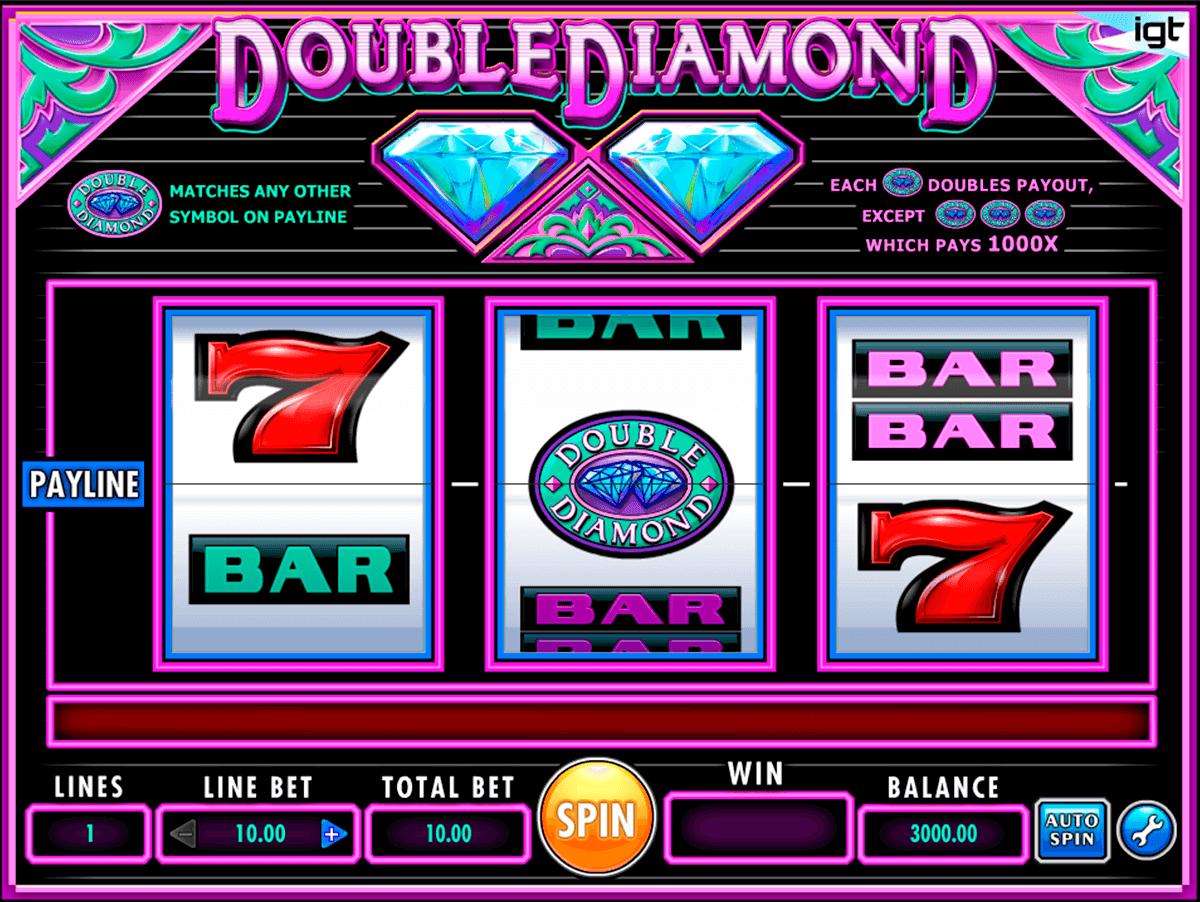 double diamond igt automat online