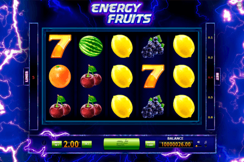 energy fruits bf games automat online