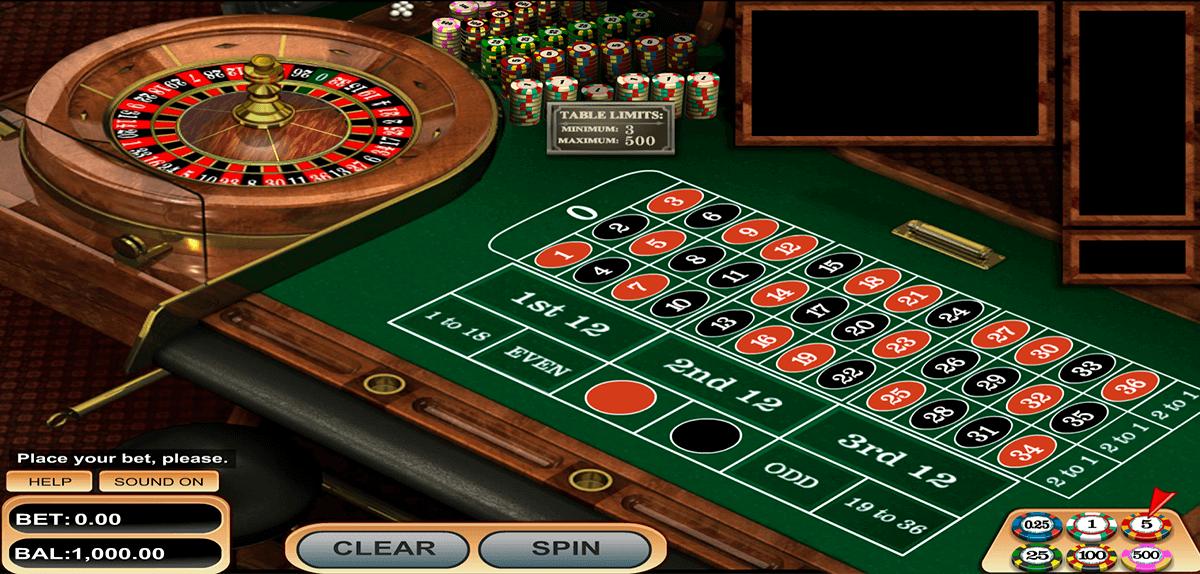 european roulette betsoft ruletka online