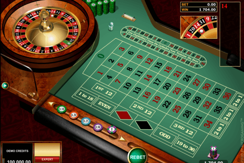 european roulette gold series microgaming ruletka online