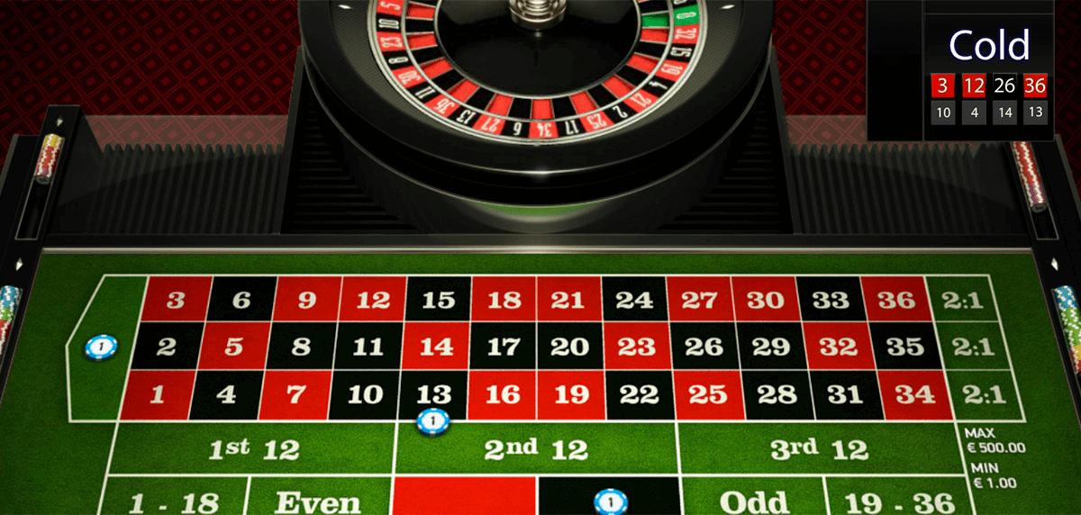 european roulette netent ruletka online