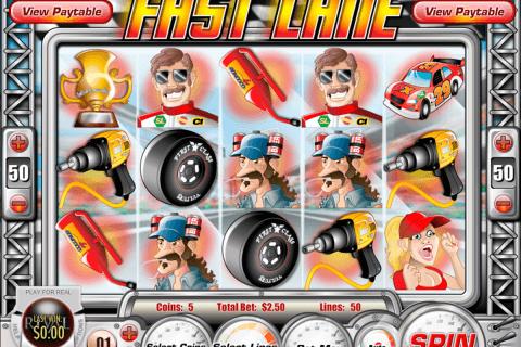 fast lane rival automat online