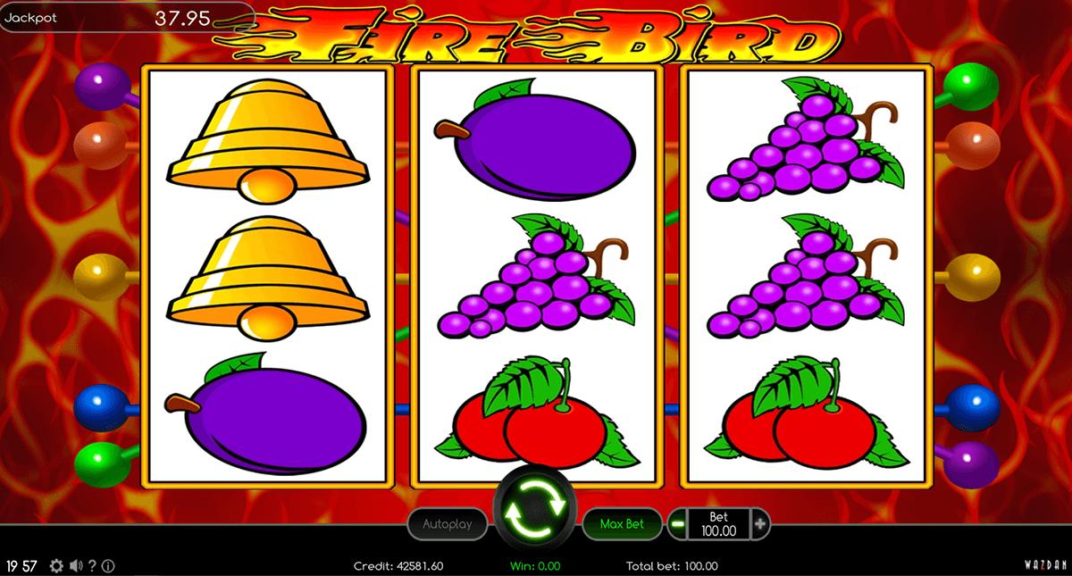 fire bird wazdan automat online