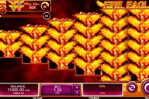 fire eagle kalamba games automat online