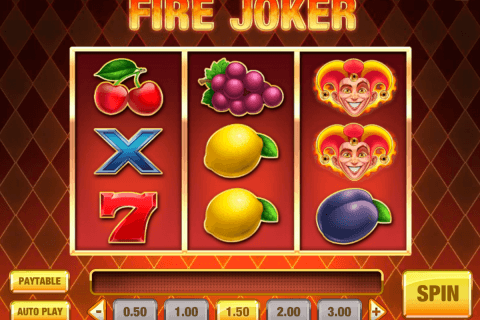 fire joker playn go automat online