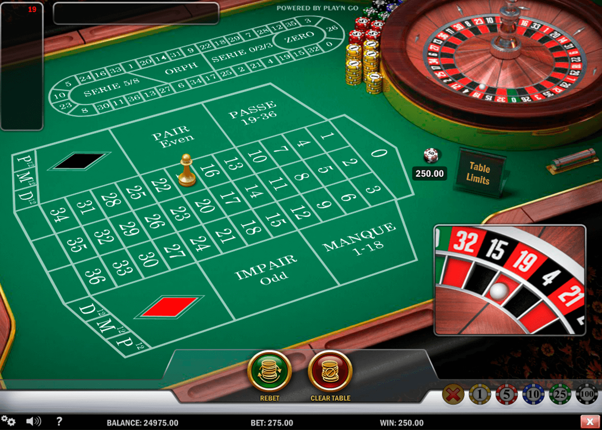 french roulette playn go ruletka online