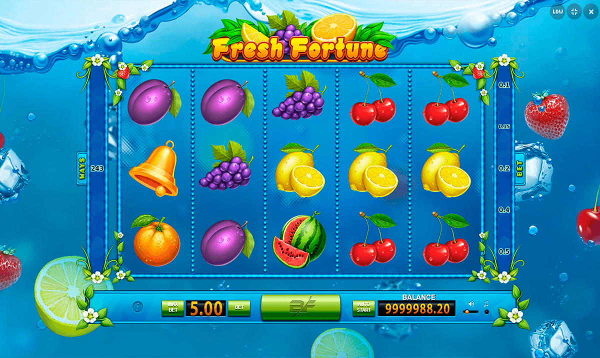 fresh fortune bf games automat online