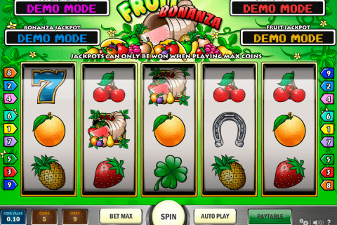 fruit bonanza playn go automat online