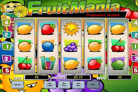 fruit mania playtech automat online