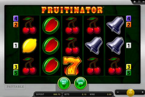 fruitinator merkur automat online