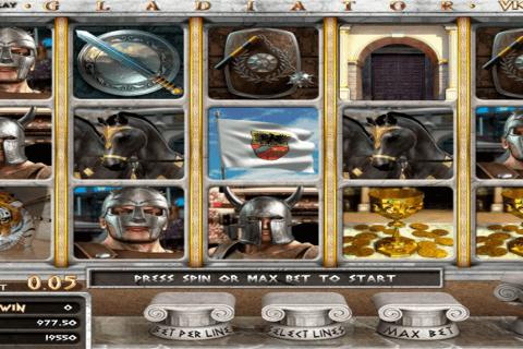 gladiator betsoft automat online