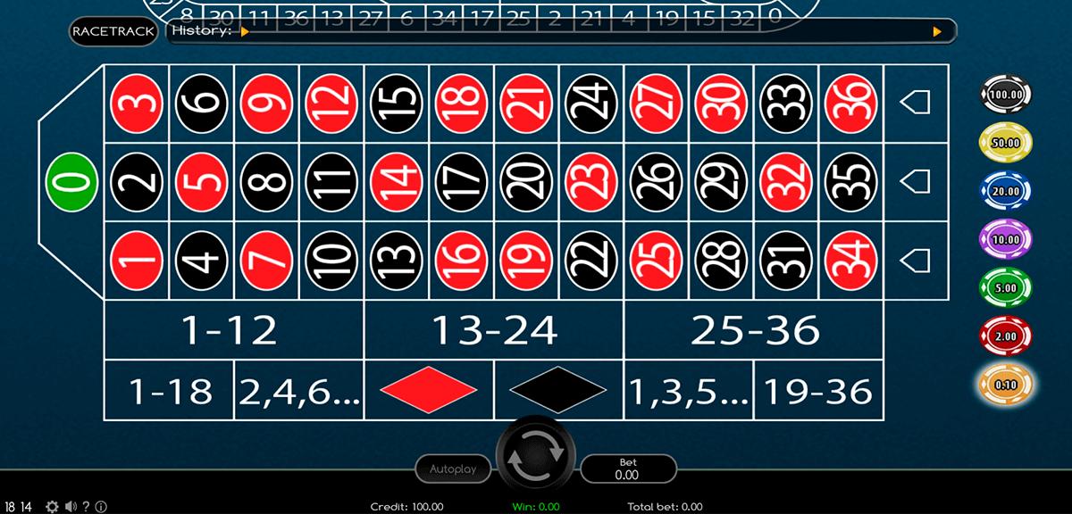 gold roulette wazdan ruletka online