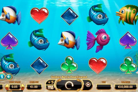 golden fishtank yggdrasil automat online