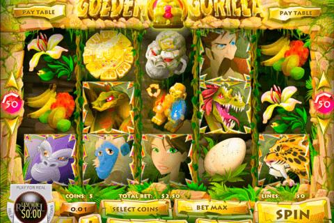 golden gorilla rival automat online