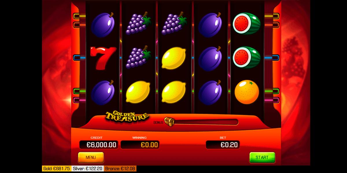 golden treasure apollo games automat online