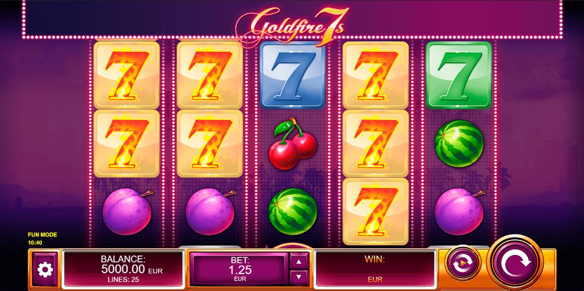 goldfire 7s kalamba games automat online