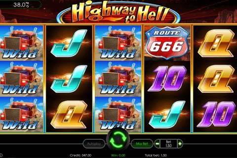 highway to hell wazdan automat online