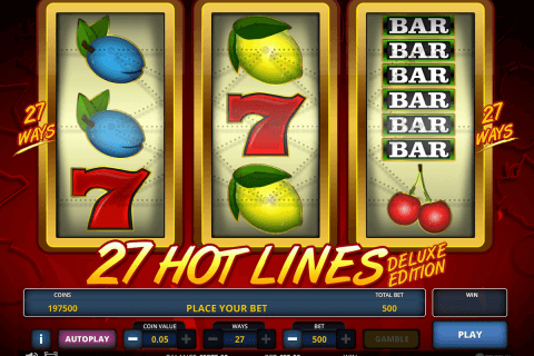 hot  lines delue edition zeus play automat online