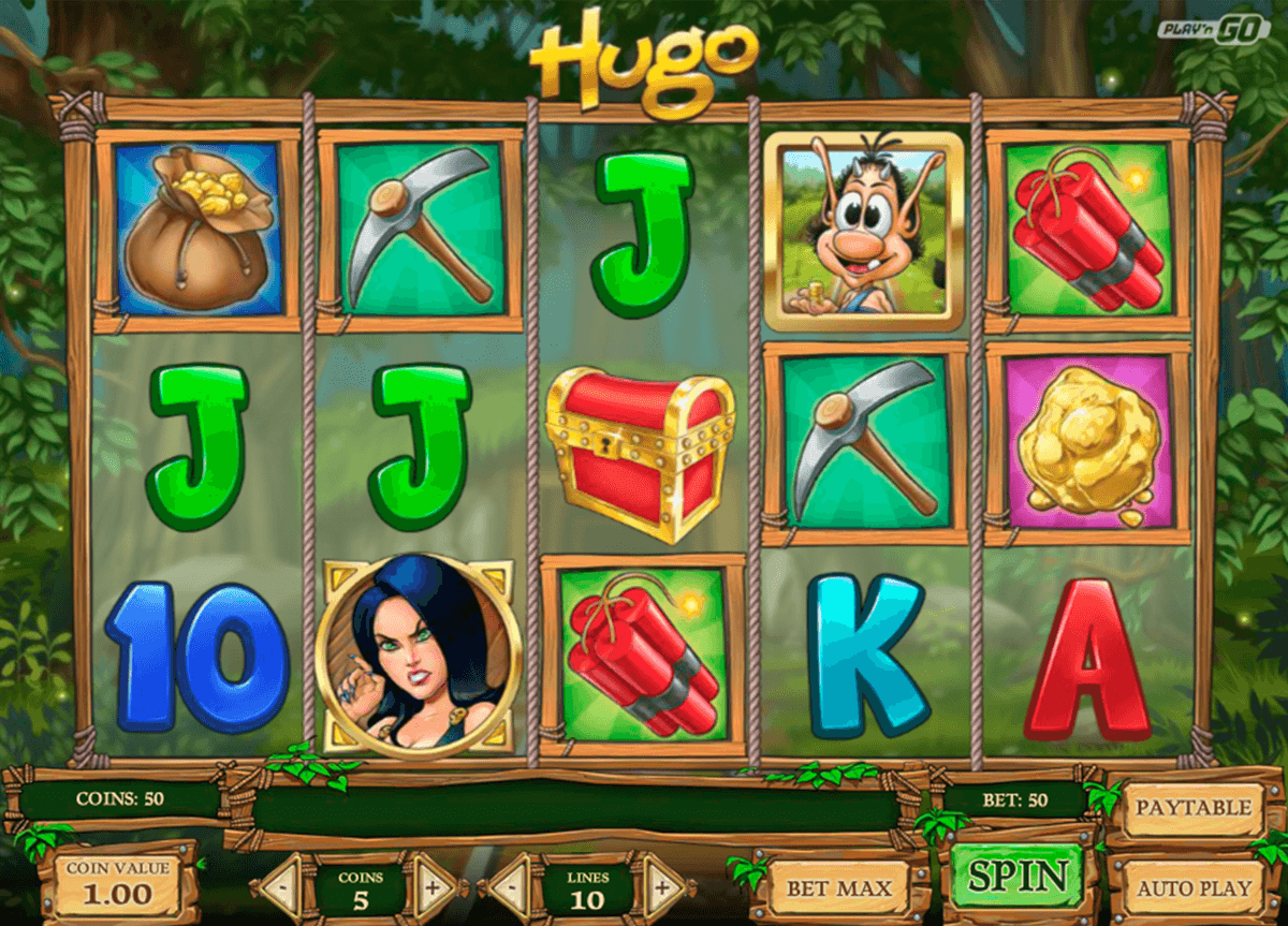 hugo playn go automat online
