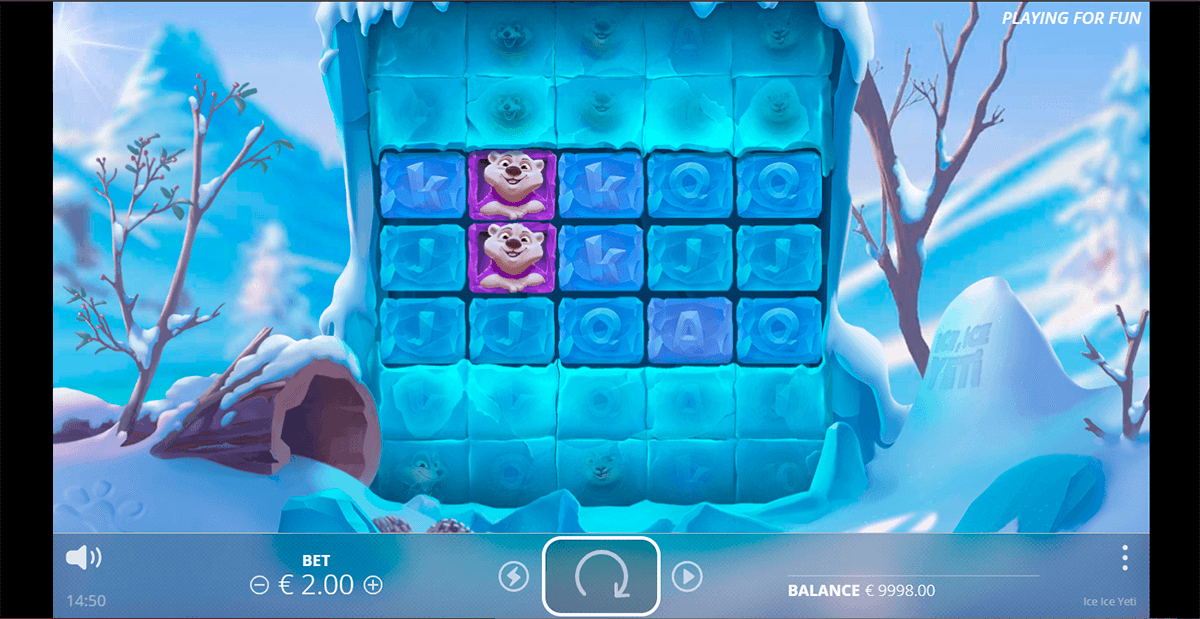 ice ice yeti nolimit city automat online