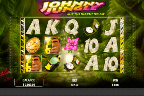 johnny jungle rival automat online