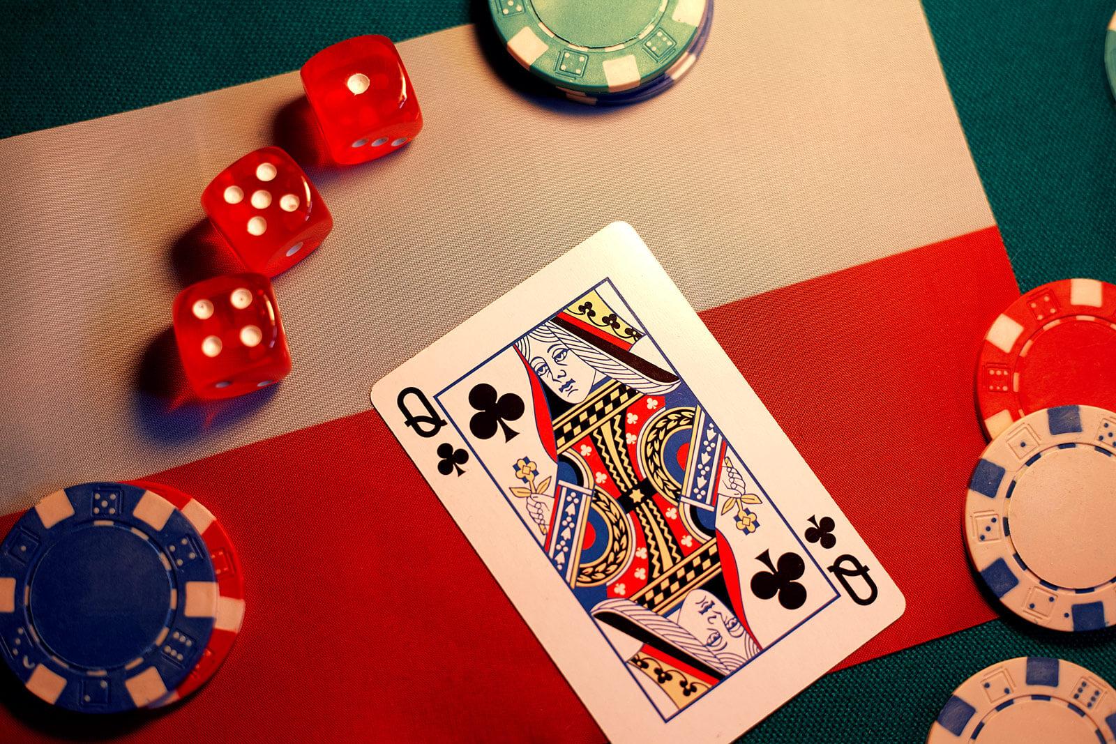 Gambling Casino Card game Games Poker Dice