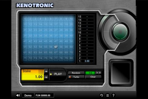 kenotronic gaming