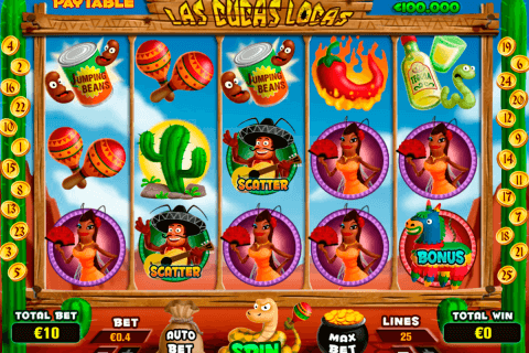 las cucas locas pariplay automat online