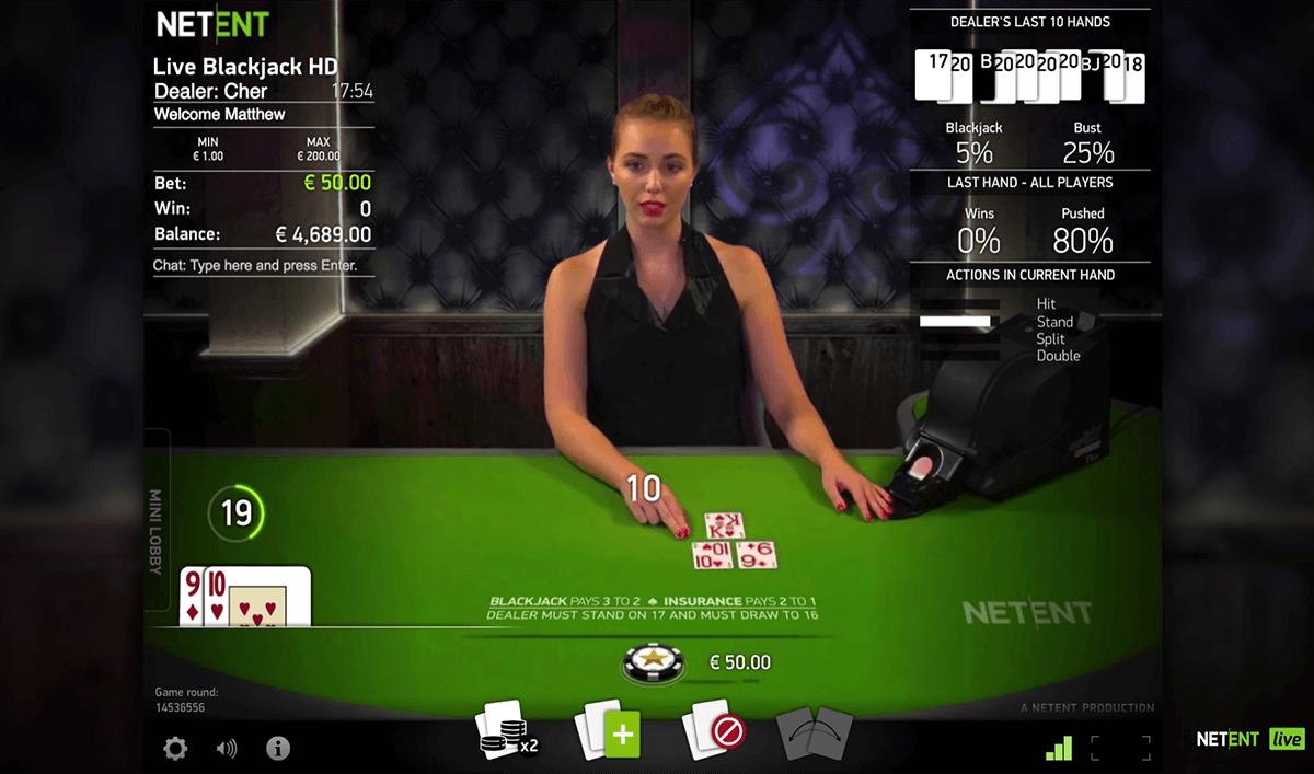 live common draw blackjack netent blackjack online