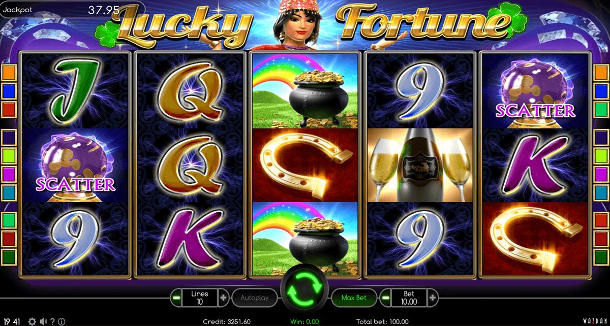 lucky fortune wazdan automat online