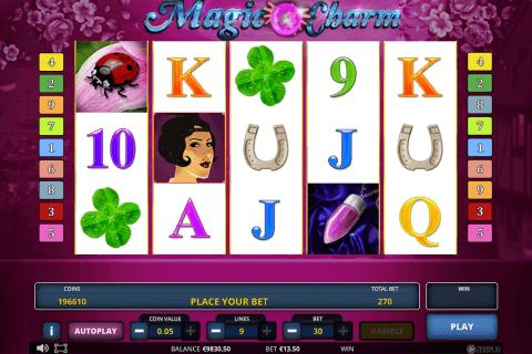 magic charm zeus play automat online