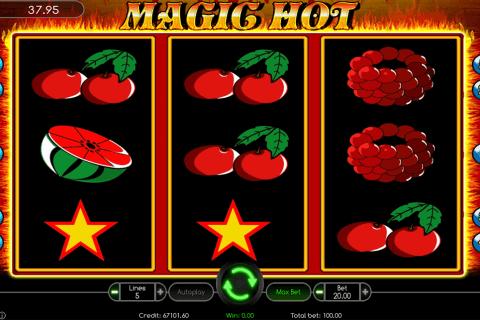 magic hot wazdan automat online