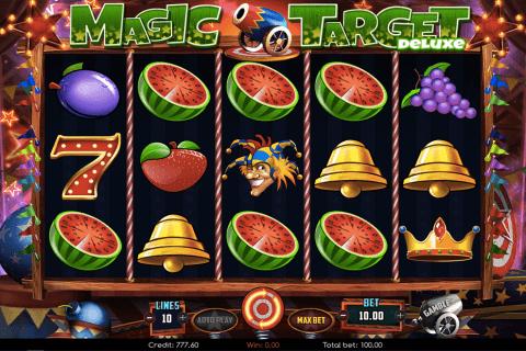 magic target delue wazdan automat online