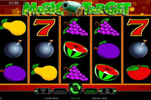 magic target wazdan automat online