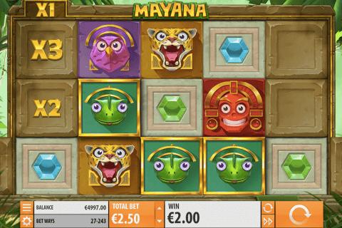 mayana quickspin automat online