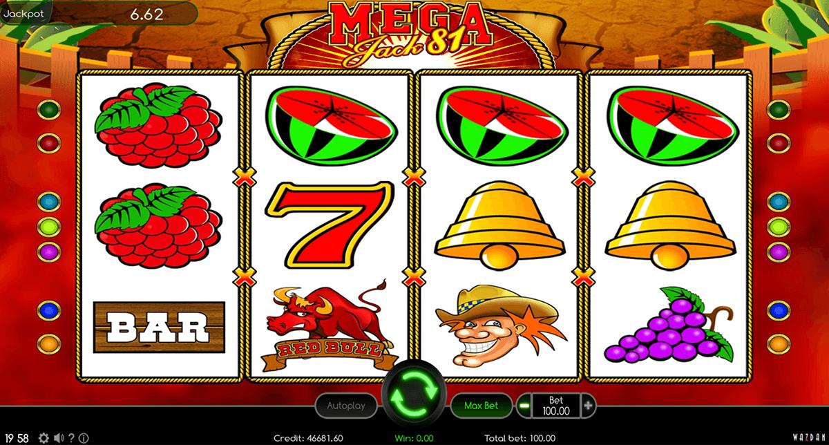 mega jack 81 wazdan automat online